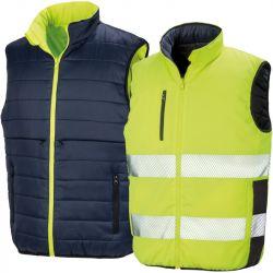 Gilet Softguard reversible safety