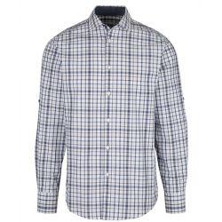 Chemise manches longues à carreaux 60-40 coton-polyester 122 grs-m2 homme NM522 Alexandra