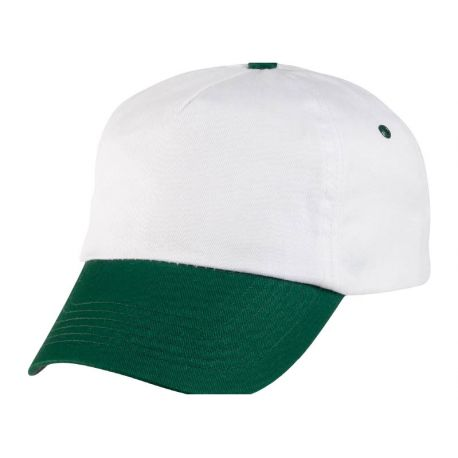 Casquette Base Ball bicolore
