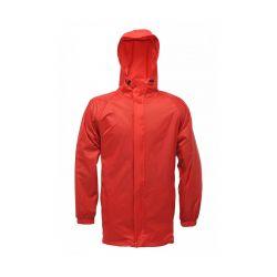 Veste pluie imperméable et souple avec étui de rangement Packaway unisexe MW248 Regatta