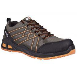 Chaussure de sécurité basket basse S1P embout carbone légère 1,24 kg Varro unisexe 23MSS2005 Herock