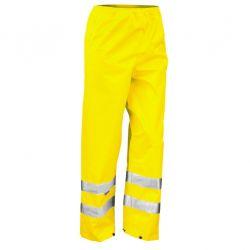 Pantalon impermeable hv cl3