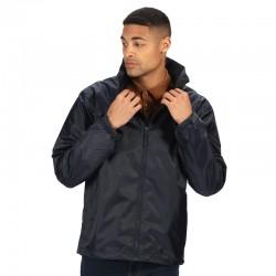 Veste imperméable courte et légère en tissu peau de pêche 200 grs-m2 Classic unisexe Regatta