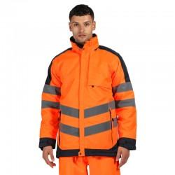 Veste Hi-Vis pro insulated