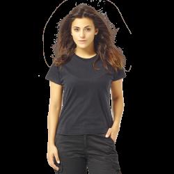 Tee-shirt de travail manches courtes col rond près du corps coton 190 grs-m2 Epona femme Herock