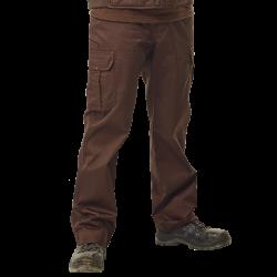 Pantalon de travail coupe droite multipoches déperlant 65-35 polycoton 230 grs-m2 Thor homme Herock