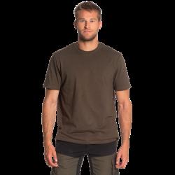 Tee-shirt de travail manches courtes col rond coupe droite coton 190 grs-m2 Argo homme Herock