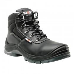 Chaussures sécurité hautes S3 embout composite cuir 1,44 kg Constructor unisexe Herock