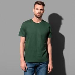 T-shirt col rond tubulaire coton épais 185 grs-m2 Comfort-t homme Stedman