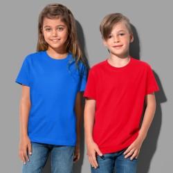 T-shirt col rond coton doux 155 grs-m2 Classic-t enfant Stedman