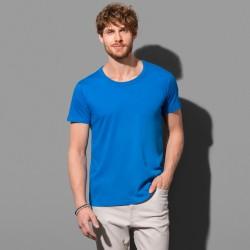 Tee-shirt col rond coton peigné 160 grs-m2 Ben homme Stedman