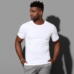 Tee-shirt col rond près du corps coton peigné 160 grs-m2 Morgan homme Stedman