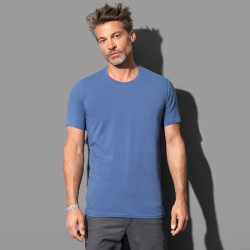 T-shirt Clive crew neck homme