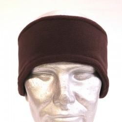 Bandeau chauffe tête élastique polaire polyester 280 grs-m2 unisexe SGU Serie-Graffic
