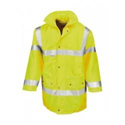 Veste safety jacket hiviz