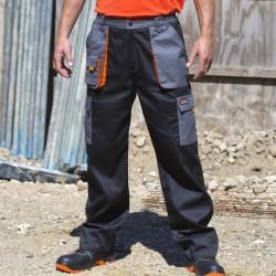 Pantalon-de-travail-multipoches-renforcé-braguette-zippée-80-20-polyester-coton-200-grs-m2-lite-unisexe-R318X-Result