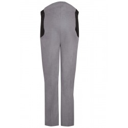 Pantalon de tailleur spécial grossesse extensible et élastiqué lavable en machine Icona Bootleg femme NF34 Alexandra