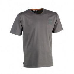 Tee-shirt de travail manches courtes col rond imprimé coton 190 grs-m2 Pegasus homme Herock