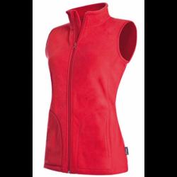 Gilet Active fleece vest femme