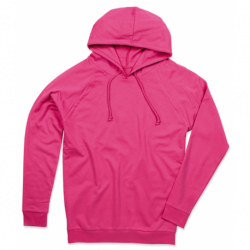 Sweatshirt hooded unisexe