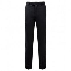 Pantalon de costume coupe étroite et extensible dessus de cuisse doublé 54-44 polyester-laine Cadenza homme Alexandra