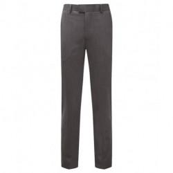 Pantalon de costume coupe étroite et extensible dessus de cuisse doublé 54-44 polyester-laine Cadenza homme NM703 Alexandra