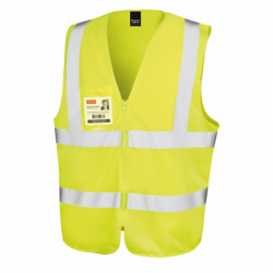 Gilet Core Zip safety tabard
