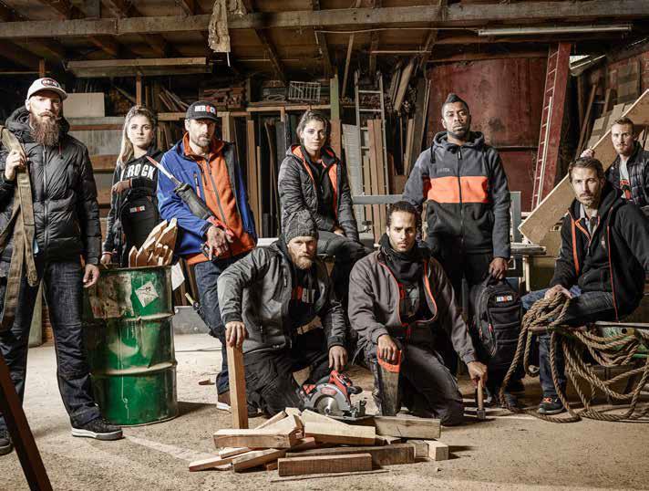 Vêtements de travail et équipements de protection individuelle